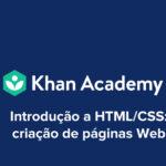 Introdução a HTML/CSS: criação de páginas Web